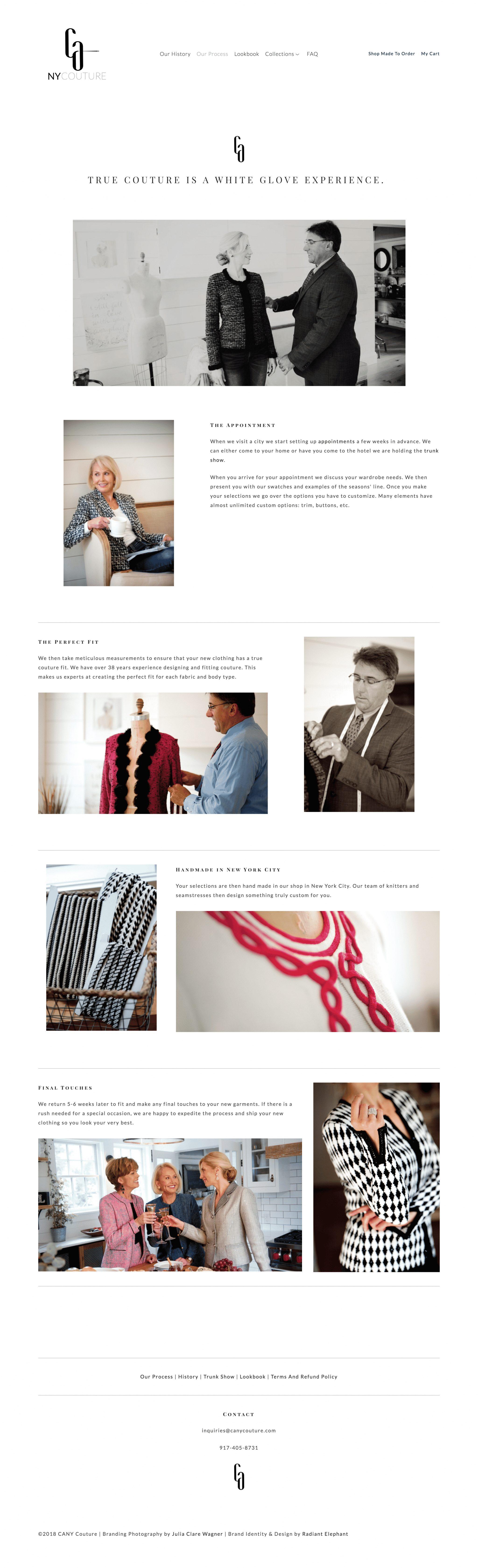 fashion-website-design