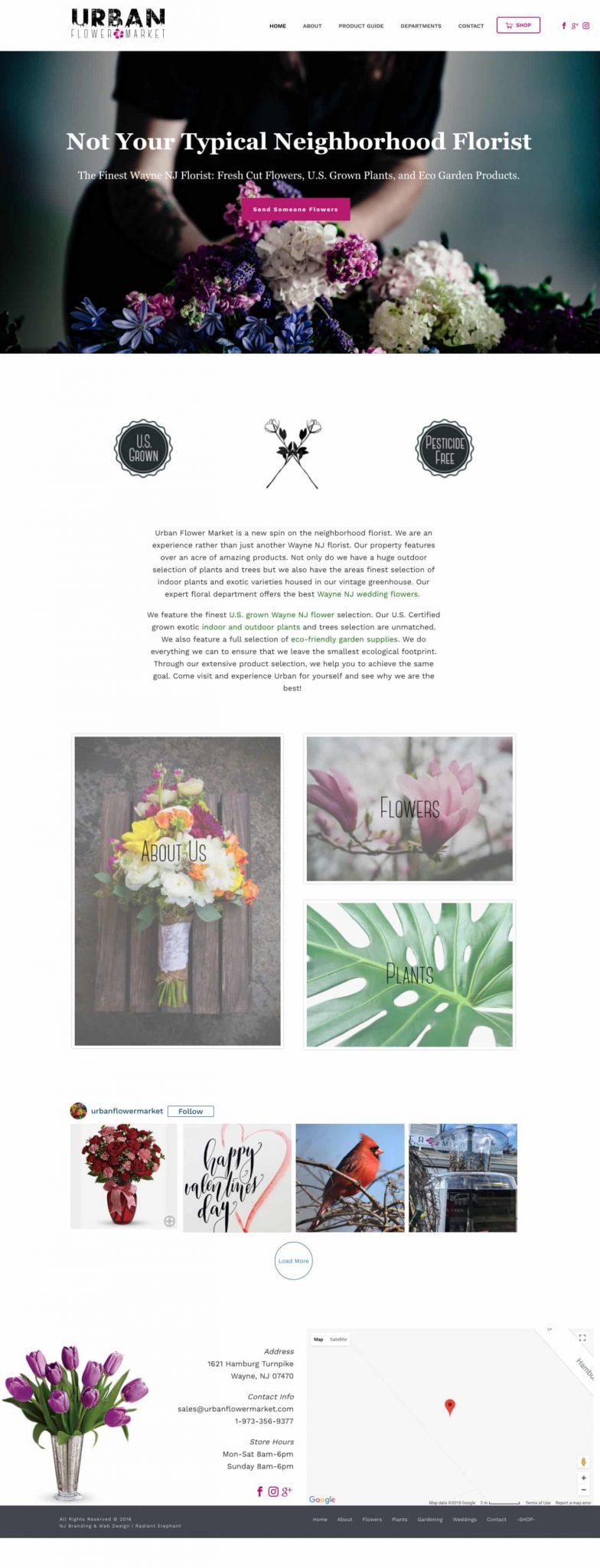 new-jersey-florist-web-design
