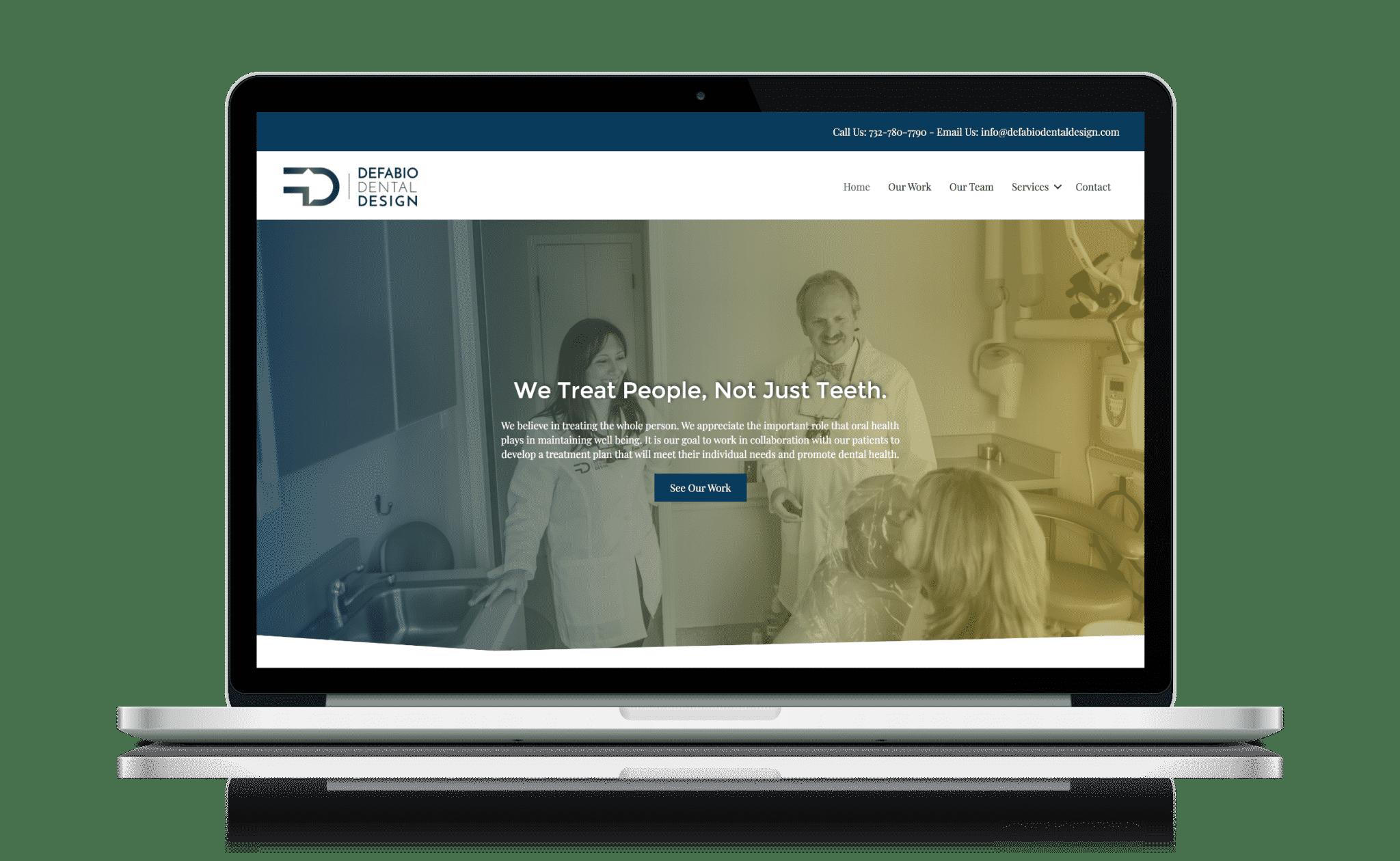 nj-dentist-web-design
