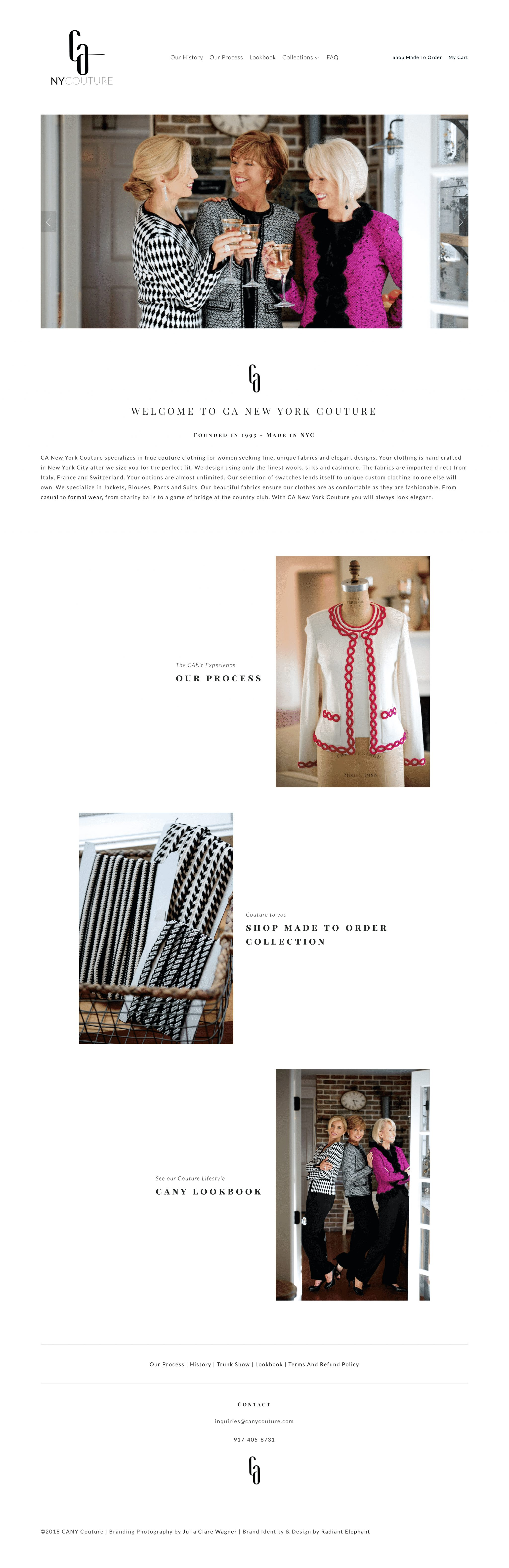 fashion-web-design