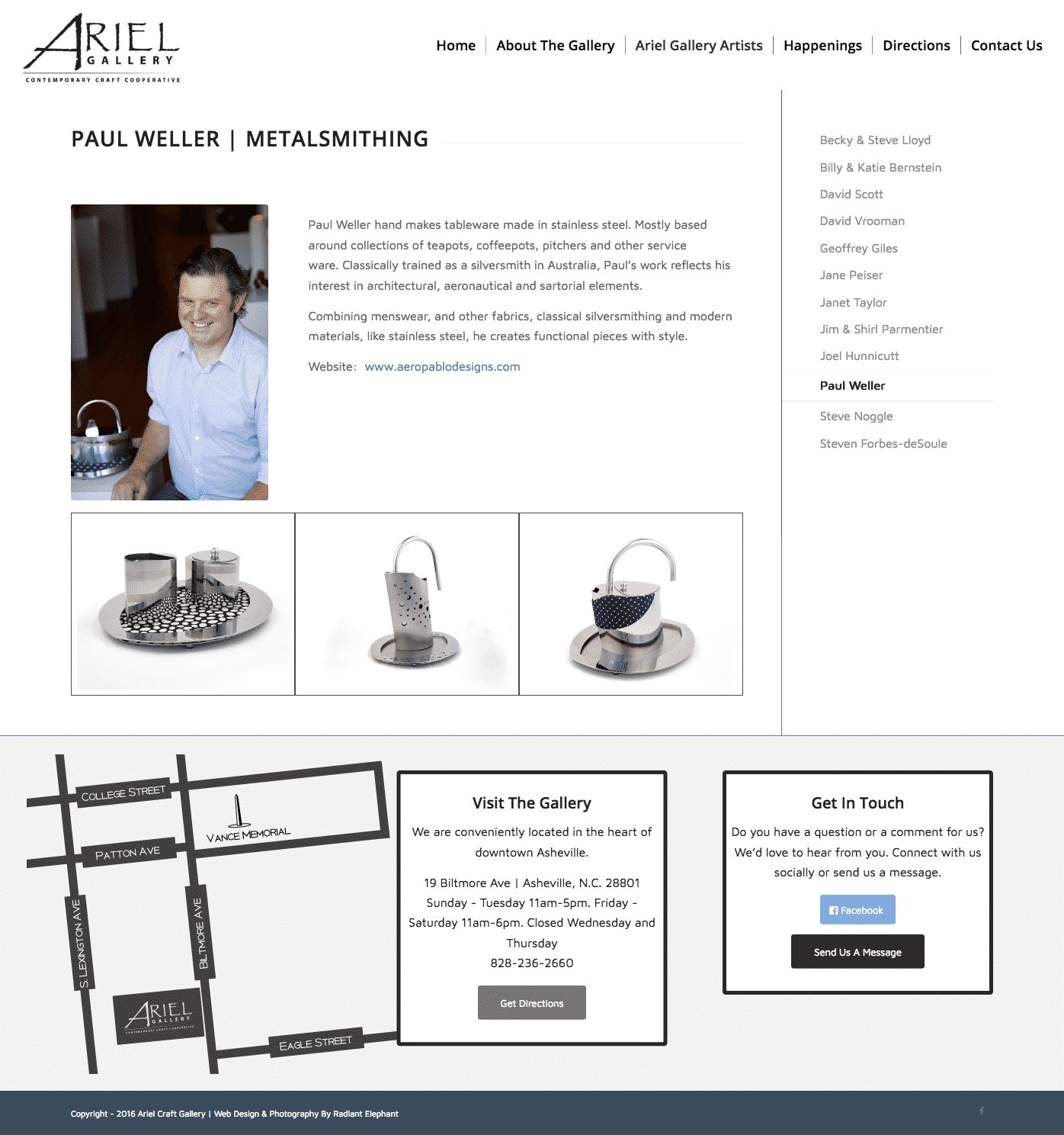web-design-art-gallery-nj